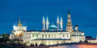 Казанский Кремль в Казане