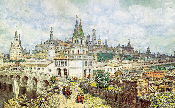 Что находится в московском кремле