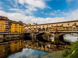 Понте Веккьо во Флоренции