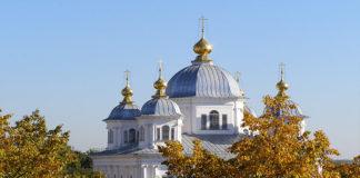 Казанский монастырь в Ярославле