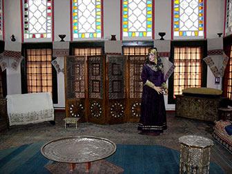 Бахчисарай достопримечательности ханский дворец