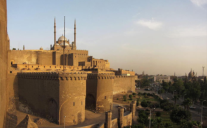 Каирская цитадель в Каире