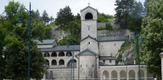 Цетинский монастырь в Цетинье