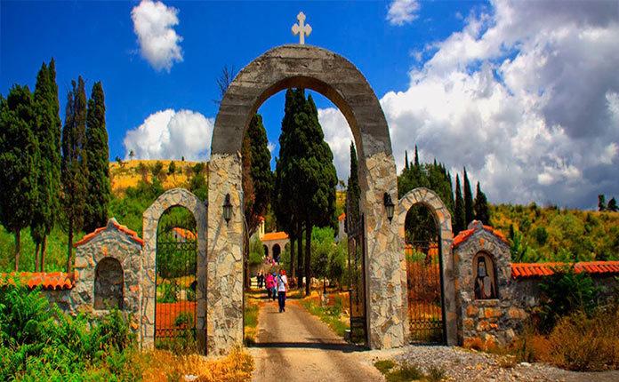 Монастырь Дайбабе в Подгорице