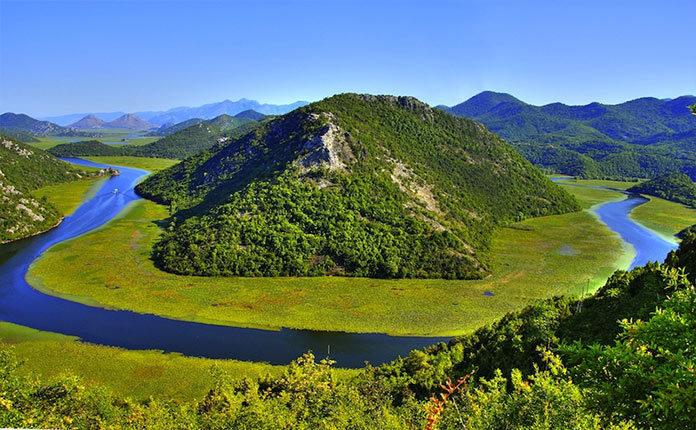 Скадарское озеро в Подгорице