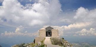 Гора Ловчен и мавзолей Негоша в Цетинье