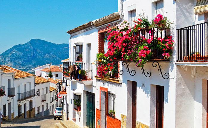 достопримечательности Андалусии с фото и описанием