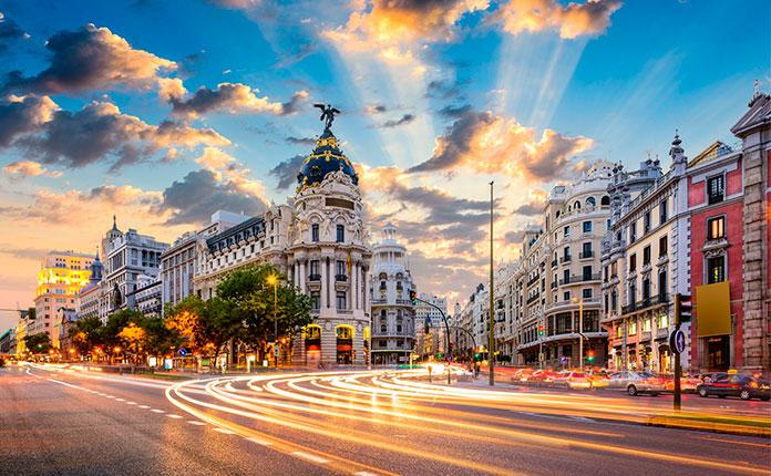 Мадрид достопримечательности маршрут самостоятельно - Авиамания